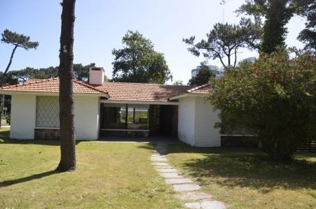Muy Buena Casa En Cantegril