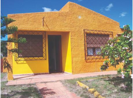Alquiler Casa 6 Pers  En Barrio Parque, La Aguada, La Paloma