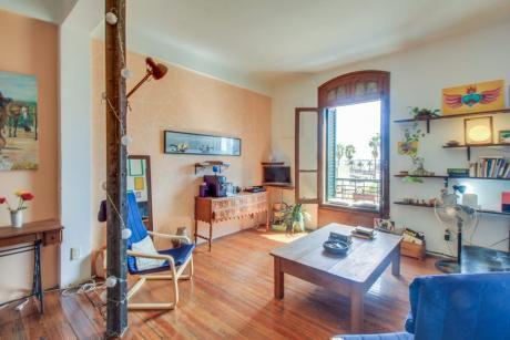 Apartamento Con Vista A La Bahía En Montevideo
