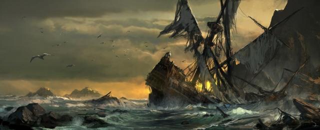 Historia de un naufragio: la leyenda del Polonio